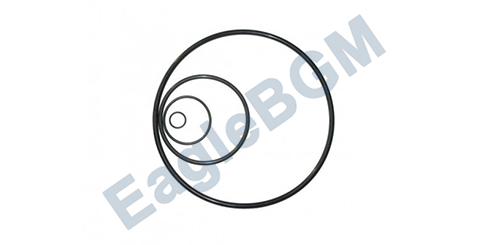 FFKM全氟醚橡胶O圈、垫片及异形定制件EagleBGM91XX1